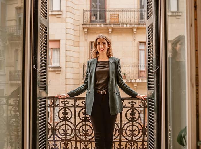 Irati Aizpurua Alquezar abogada en Donostia